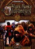 The cover of Black Monks of Glastonbury
