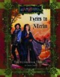 The cover of Heirs to Merlin