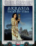 The cover of Akrasia