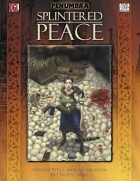 Cover of Splintered Peace